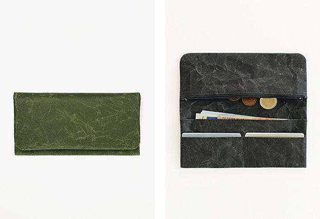 siwa(紙和)の長財布