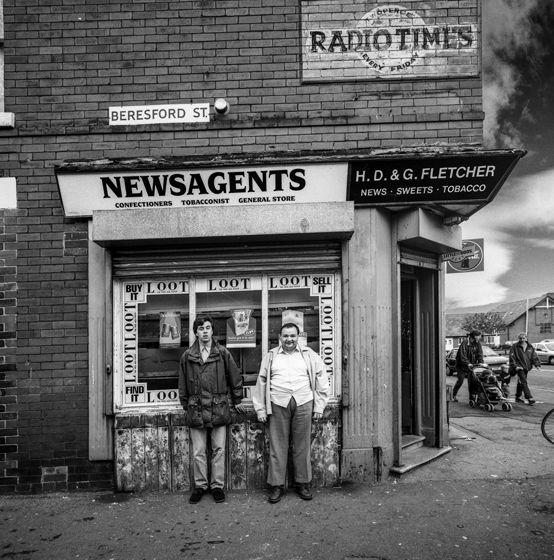 Salford City Programme Gainsborough: Moss Side Manchester