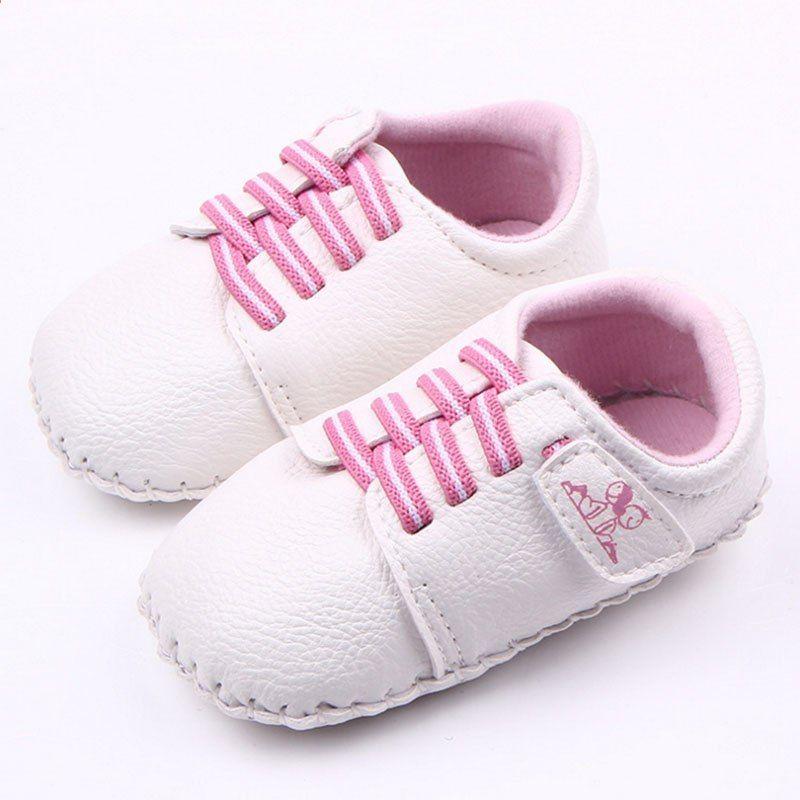 Bayi Laki Laki Perempuan Halus Pu Tangan Jahitan Sepatu Bayi
