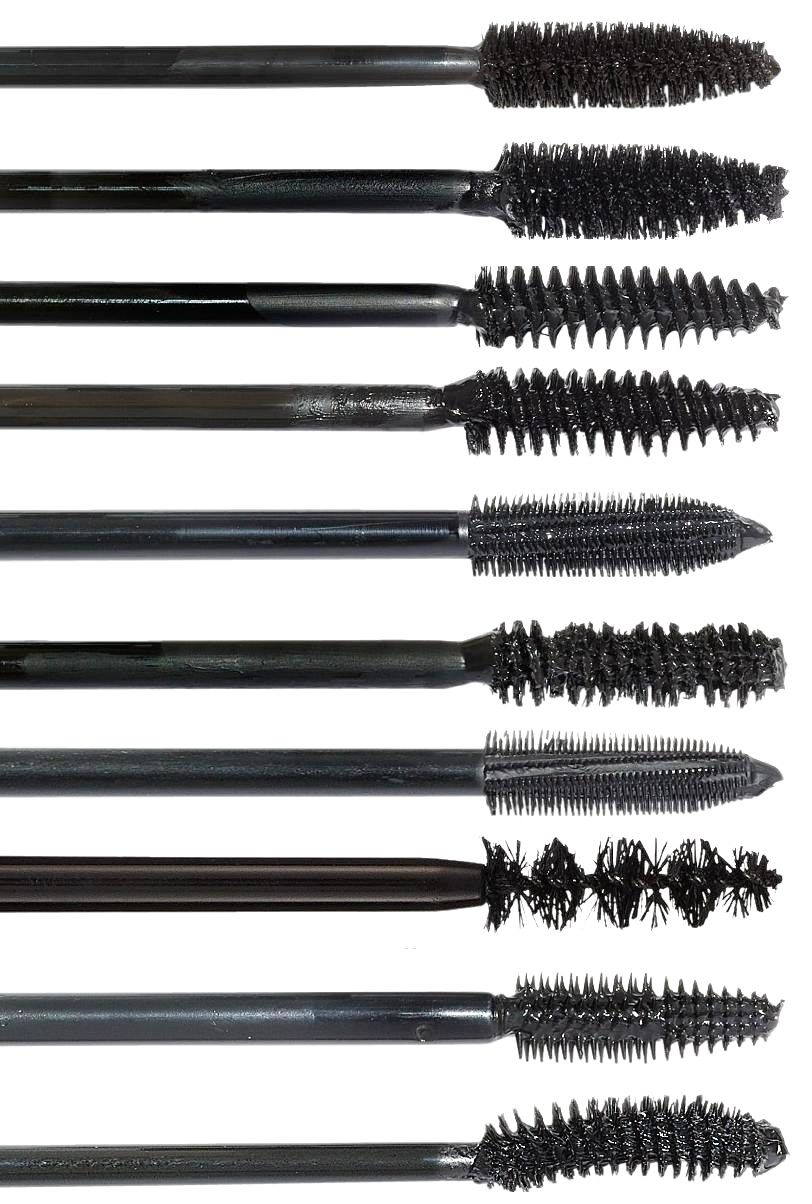How to apply mascara to your lower eye lashes mascara for Mascara with comb wand