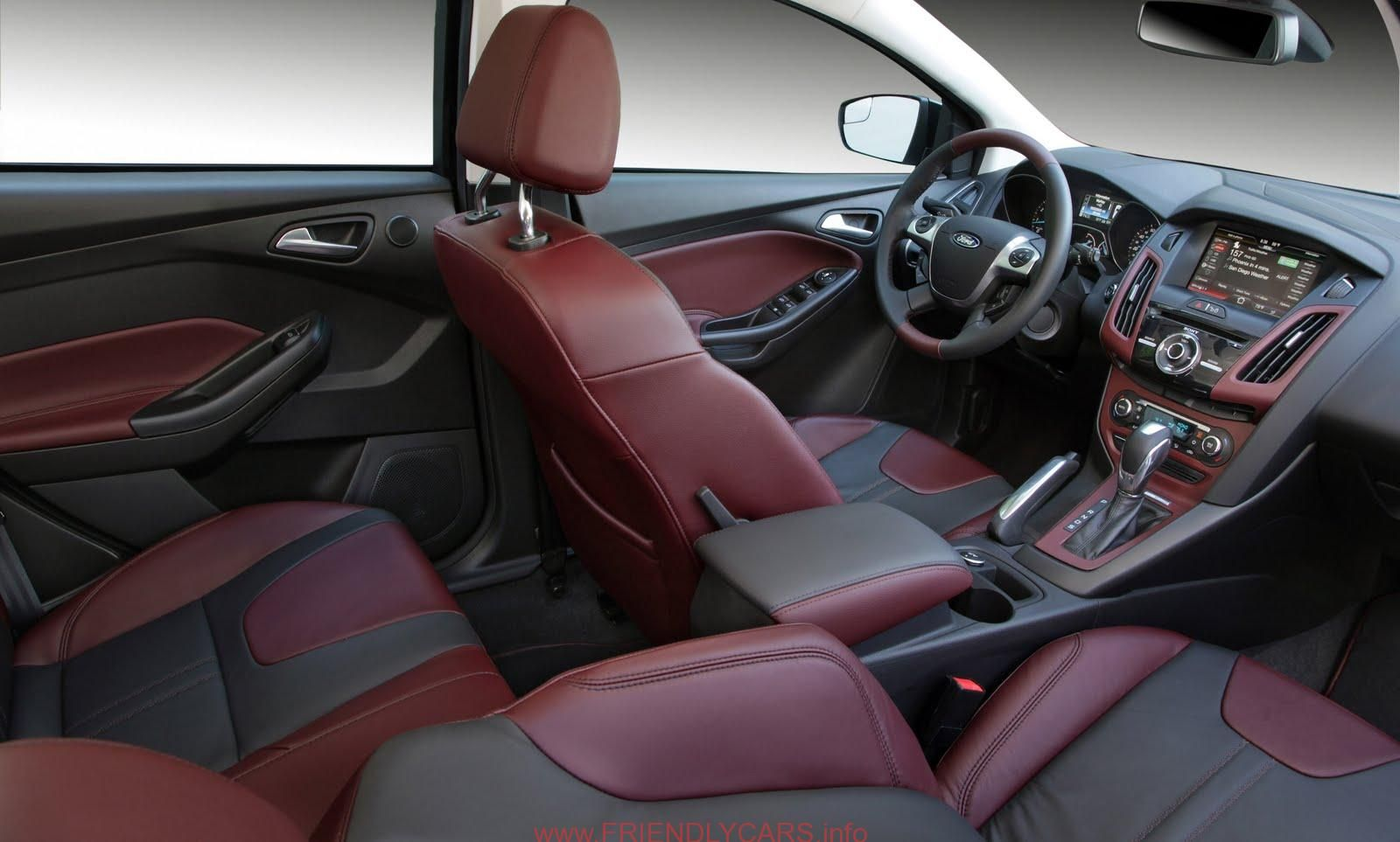 Nice 2012 ford focus titanium interior car images hd the only one stop online tool aiding