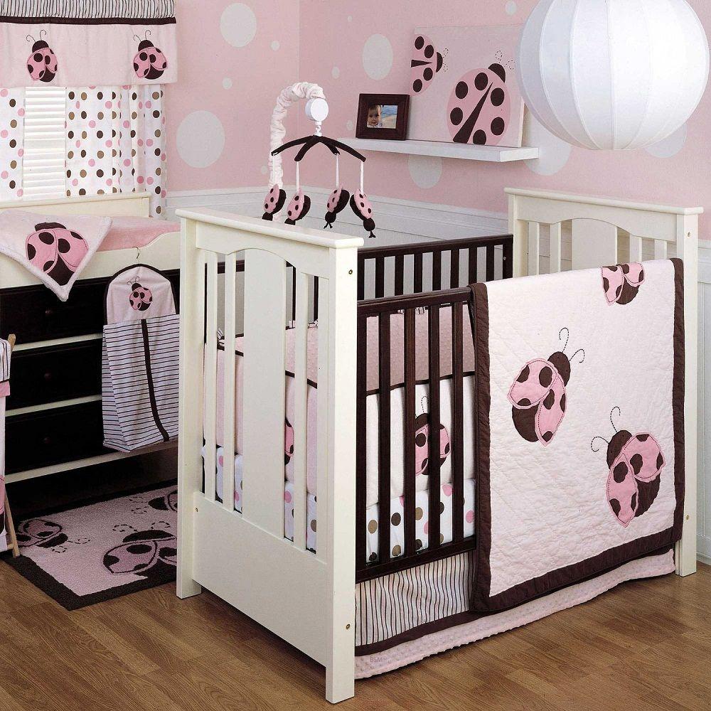 Wonderful Crib Bedding Units For Women In 2020 Baby Ladybug