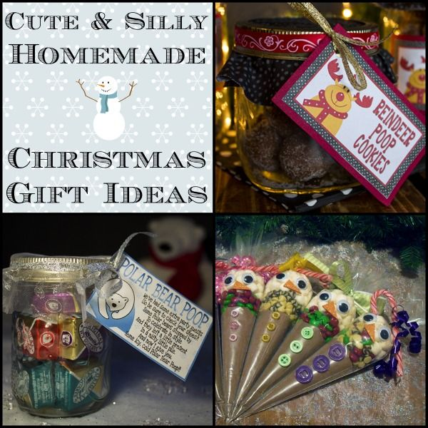 Cute And Funny Homemade Christmas Gift Ideas Guaranteed To Make You Laugh - Cute And Funny Homemade Christmas Gift Ideas Guaranteed To Make You