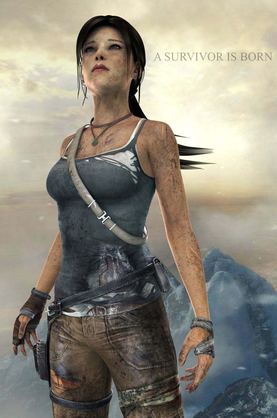 Poster Tomb Raider 2013 By Alexcroft25 On Deviantart Tomb