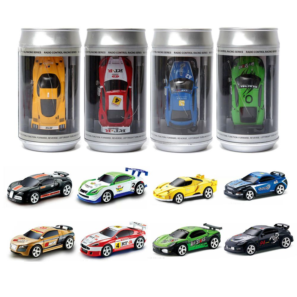 Coke Can Mini Radio Remote Control Micro Racing Rc Car In 2020 Rc Cars Rc Radio Coke