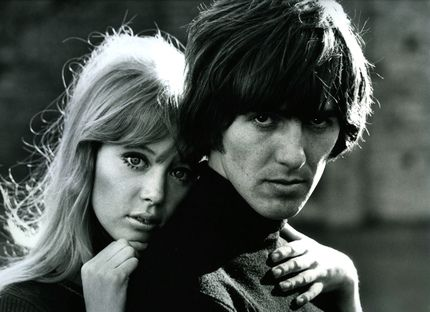Patty Boyd & George Harrison