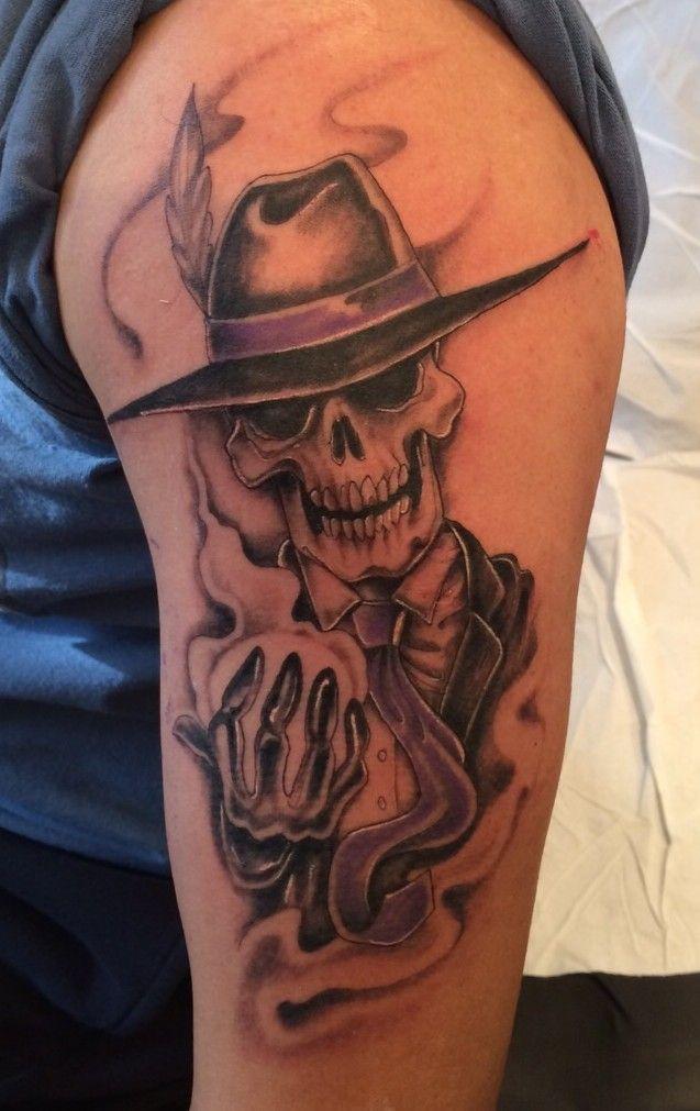 Skullduggery pleasant skullduggery pleasant for Tn tattoo laws
