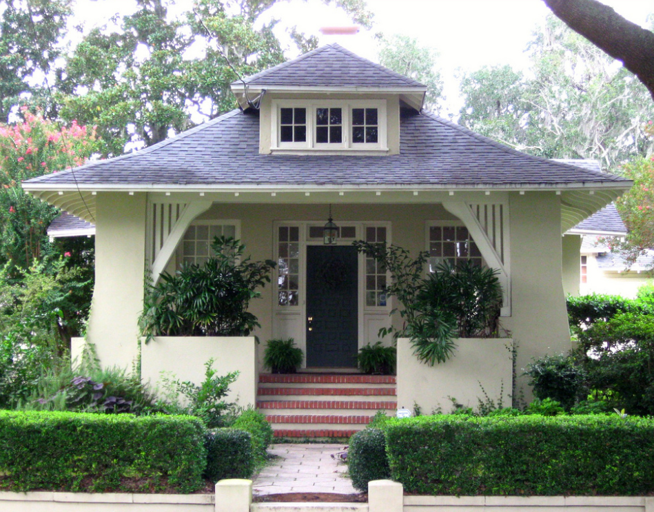 Windows and roof that architectual style pinterest for Bungalow roof styles