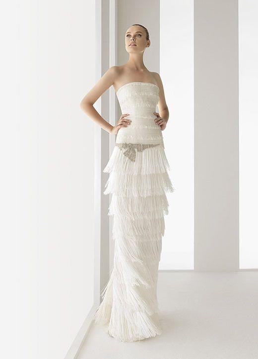 1920\'s Wedding Inspiration | 1920s, Themed weddings and Rosa clara