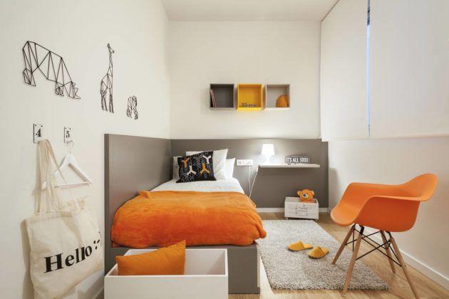 Dormitorios Juveniles De Diseno Moderno Ii Dormitorio Juvenil - Diseo-dormitorios-juveniles