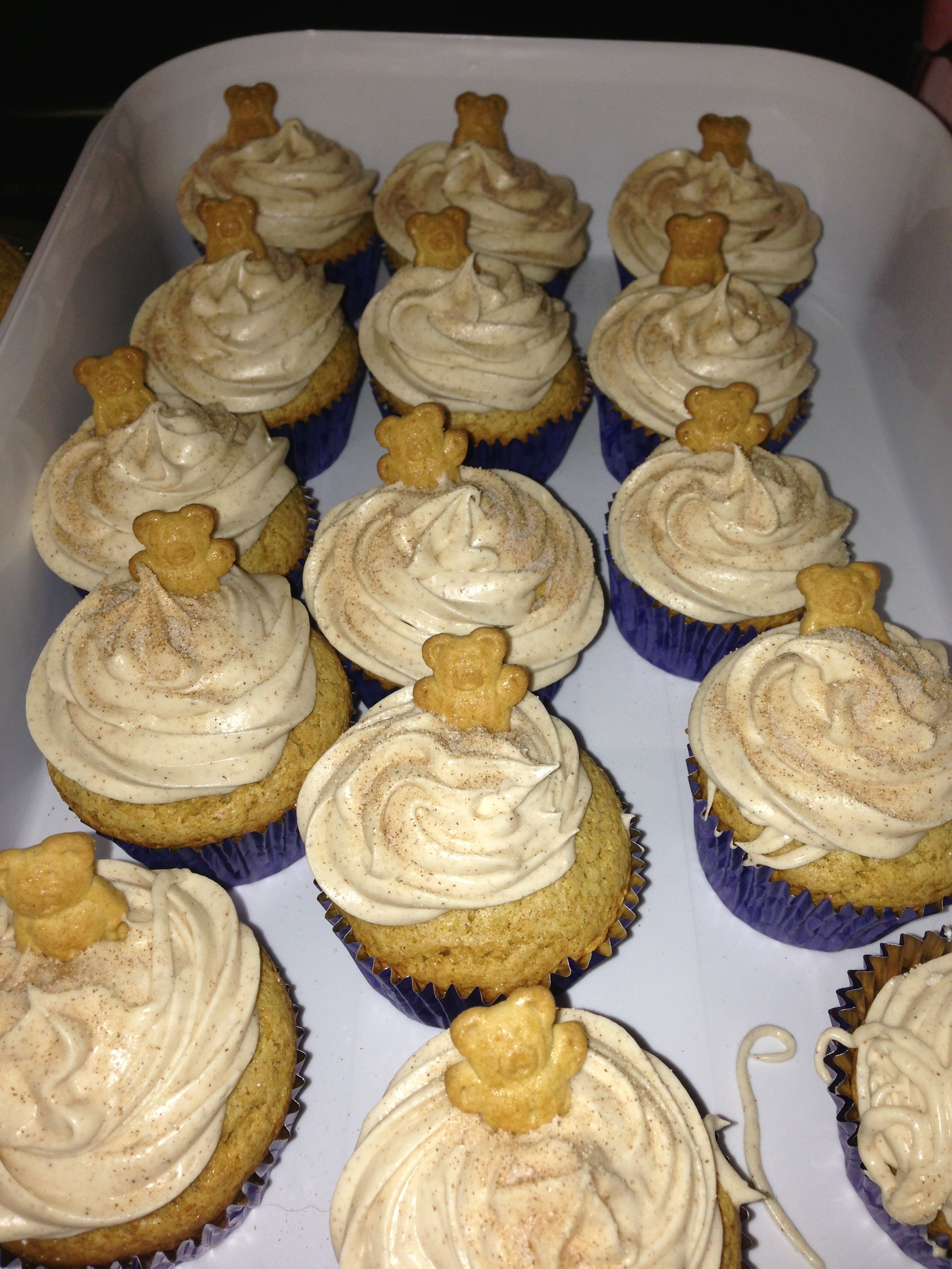 Rumchata Cupcakes With Box Cake Mix
