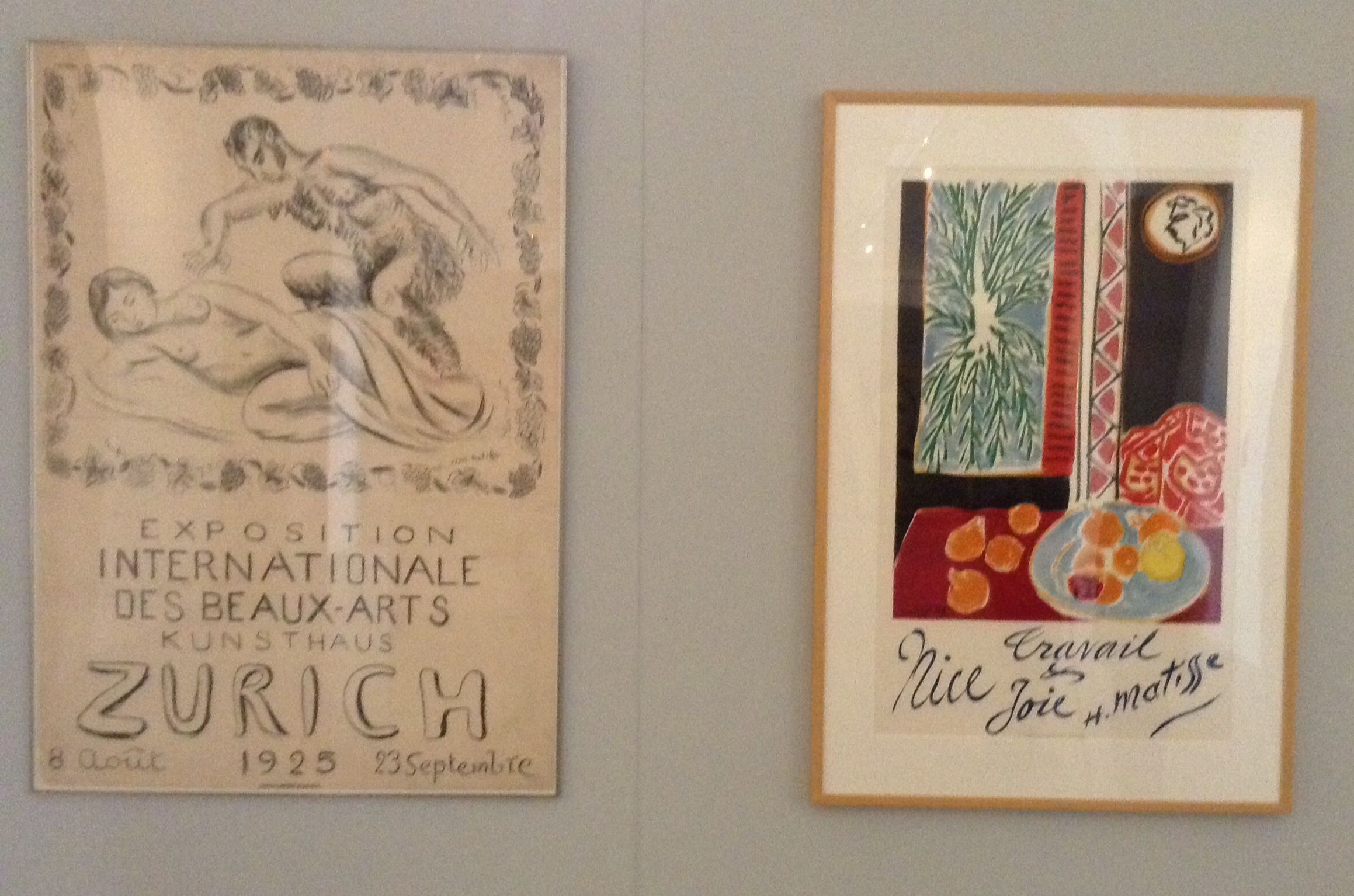 A summer of Matisse 2013