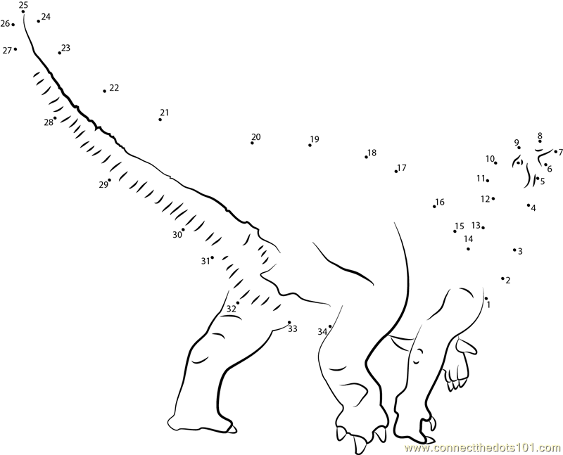 Image Result For T Rex Coloring Page De