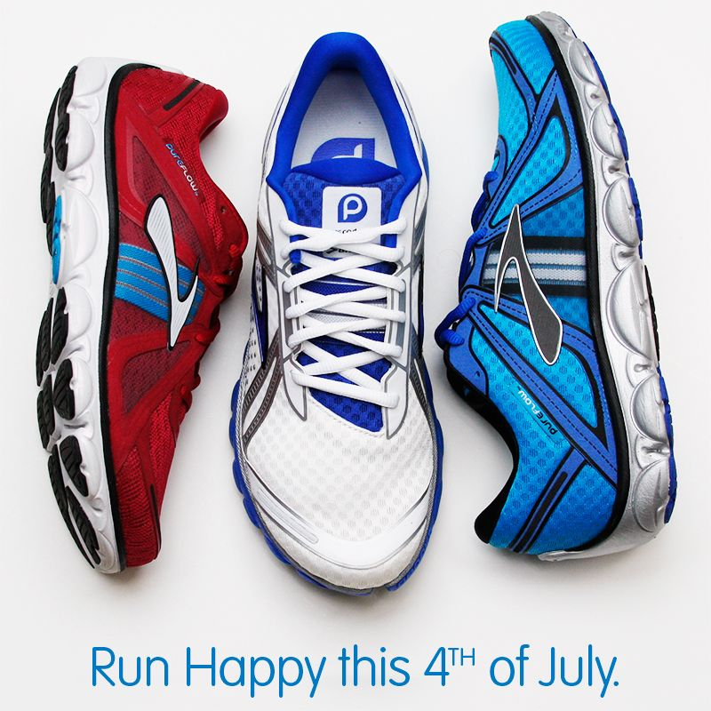 2f637e0d01f8c Happy 4th of July! I ran a 4th 4-miler in my Brooks Ghosts ...