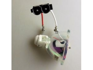 High Quality Compatible Bare Bulb Lamp Shp59 For Infocus Sp Lamp 019 Sp Lamp 026 Newegg Com Lamp Bulb Electronic Products