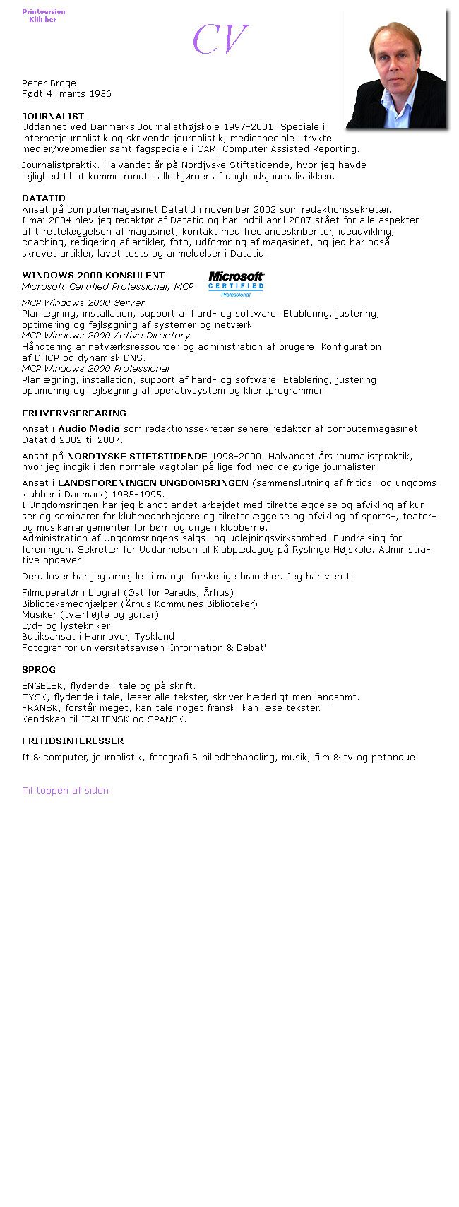 CVTekstJpg Resume Pinterest - Create perfect cv resume