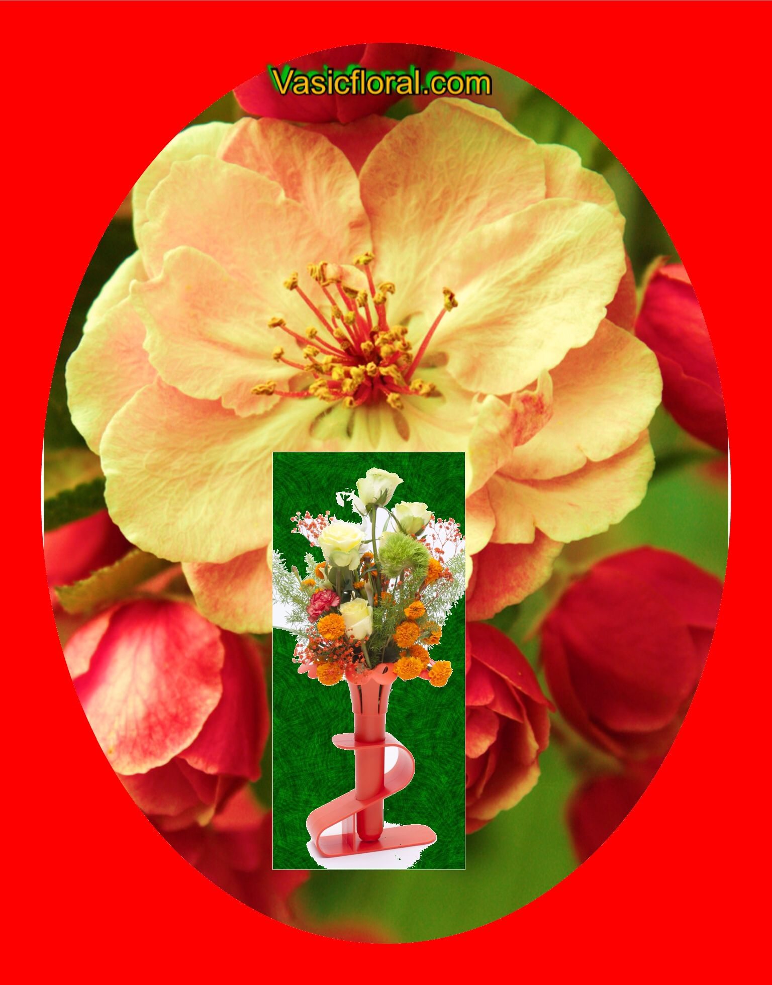 Vasic, For that special touch!#floral #flower #FridayReads #FridayFunday. #FlashbackFriday