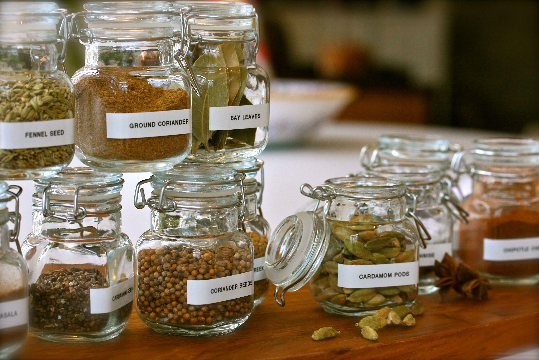 Exclusive Spice Jars 99