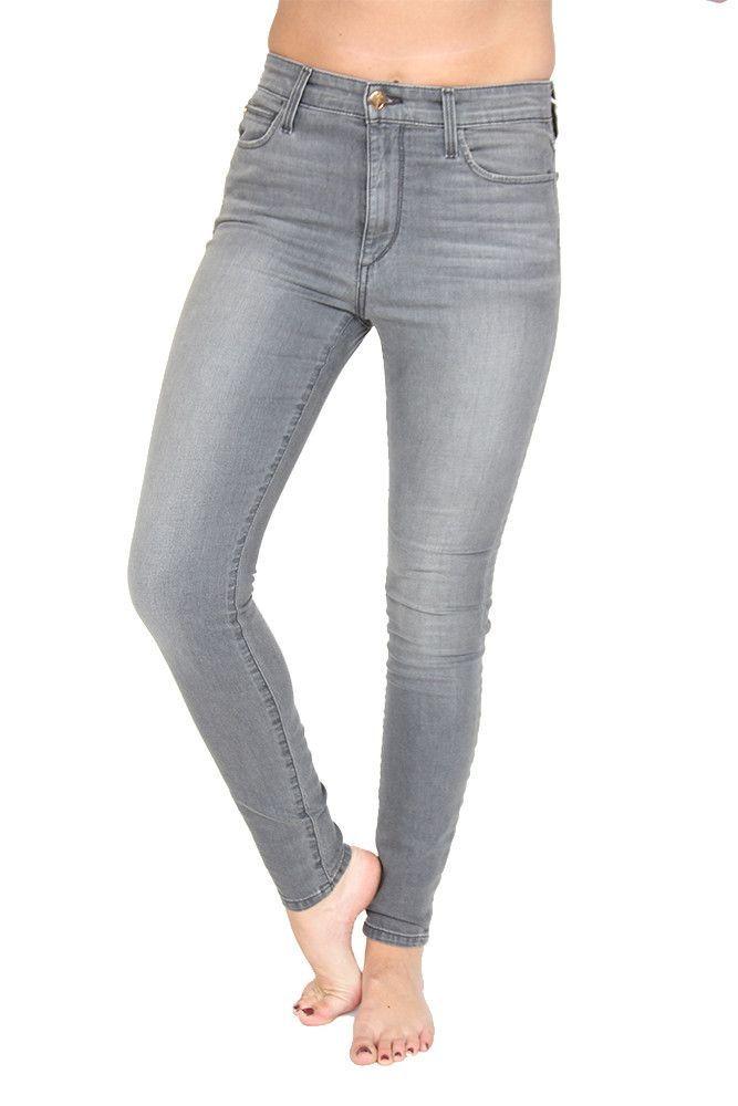 Joe's Jeans: The Charlie Ankle - Jayne