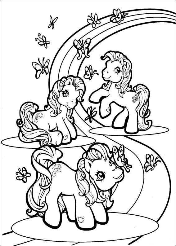 My Little Pony Kleurplaten Google Zoeken Digital Art My Little