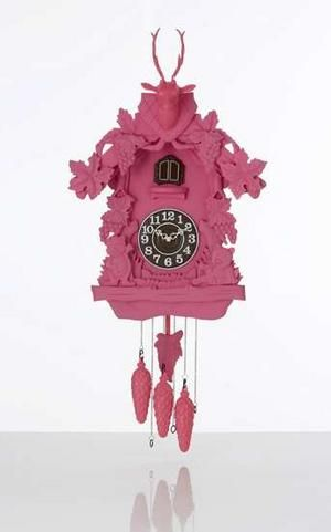 Cuckoo Pink Clocks Cuckoo Clock Clock