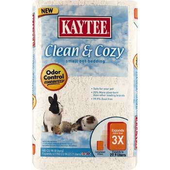 Kaytee Clean & Cozy Small Animal Bedding.Petco Small