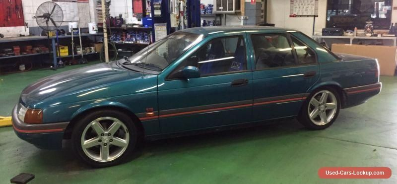 Car For Sale Ford Eb Xr8 Rare Pre Smart Lock Model Cars For