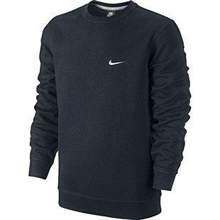 Nike Mens Club Crew Sweat Navy S