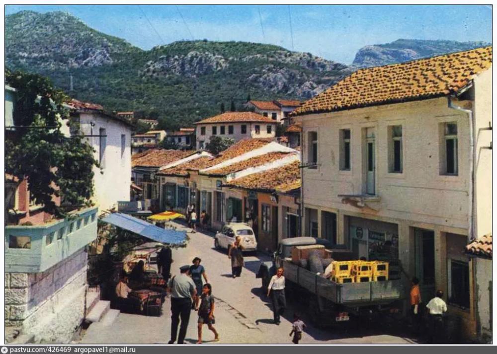 1960 1960 Montenegro 1960 Bar Municipality Montenegro Bar Municipality Street View Montenegro Scenes