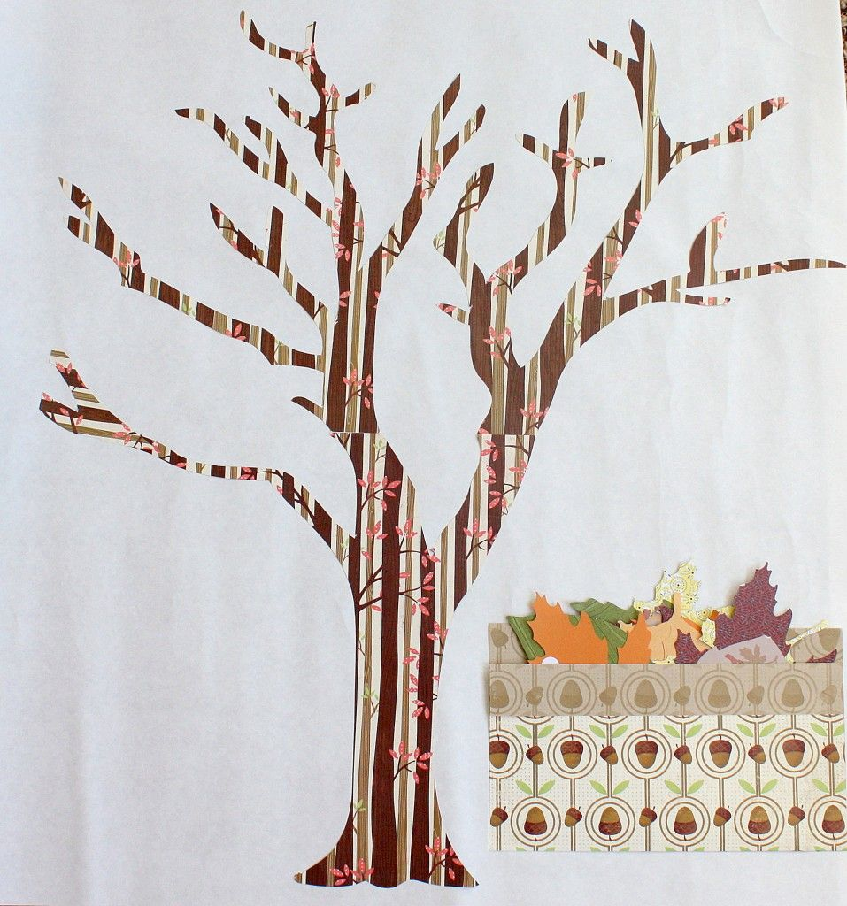 thankful tree thanksgiving craft kids crafts pinterest
