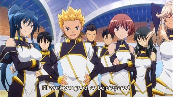 Anime HD 720P Action Fantasy Romance School Harem Supernatural