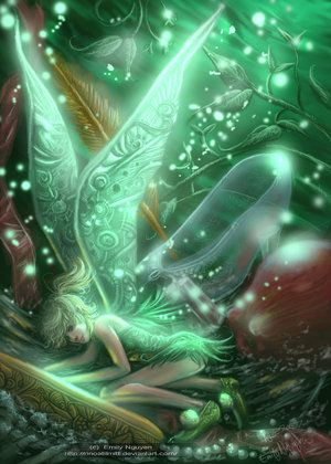 Fantasy Fairy Land Art
