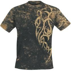 Photo of Outer Vision Marble Tattoo T-Shirt