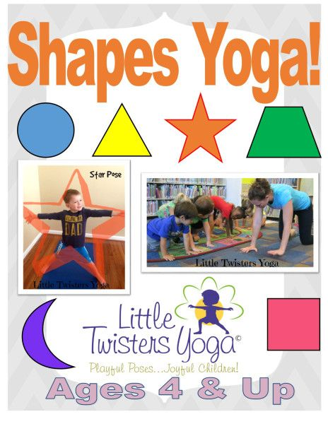 photo about Printable Yoga Cards known as Enjoyment little ones yoga sequences and themes! Immediate downloads (PDF