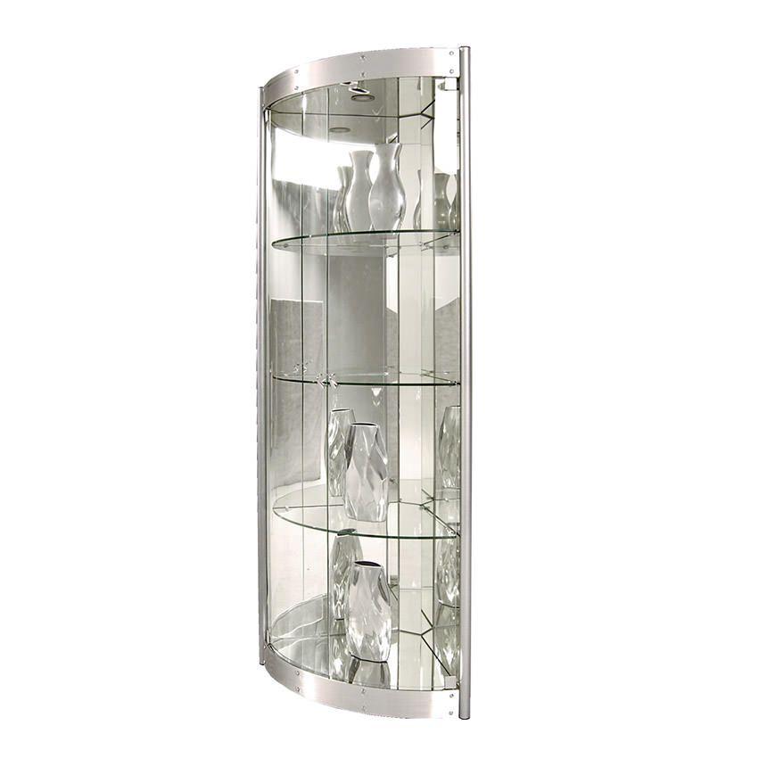 Timney Silver 30 Corner Curio