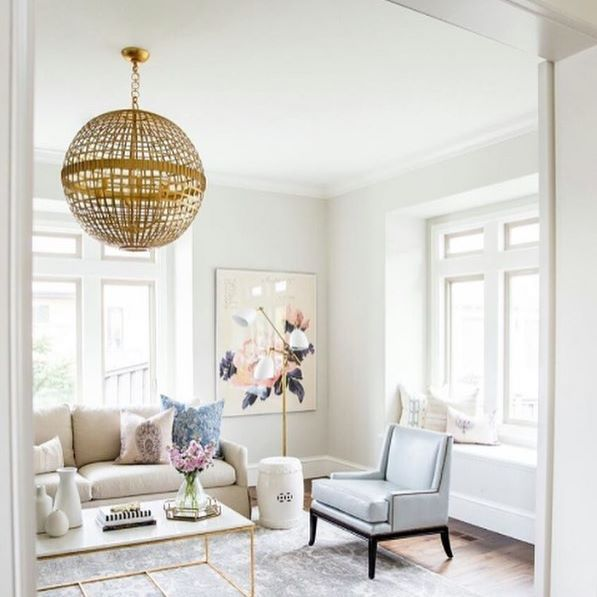 Simply White Living Room Ideas: Neutral Palates Create Bright And Relaxing Spaces In Any
