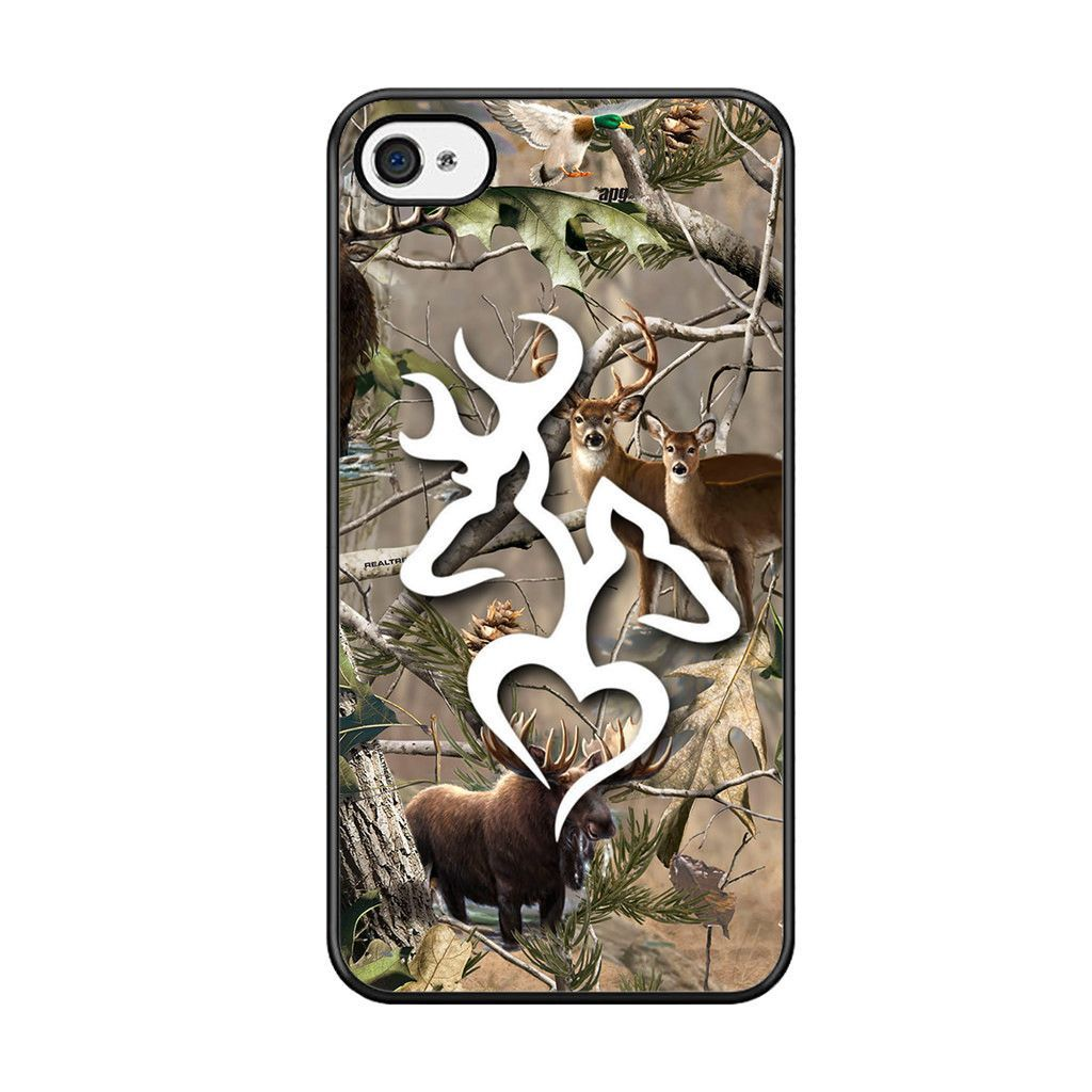 Browning deer love realtree camo iphone 5c case browning