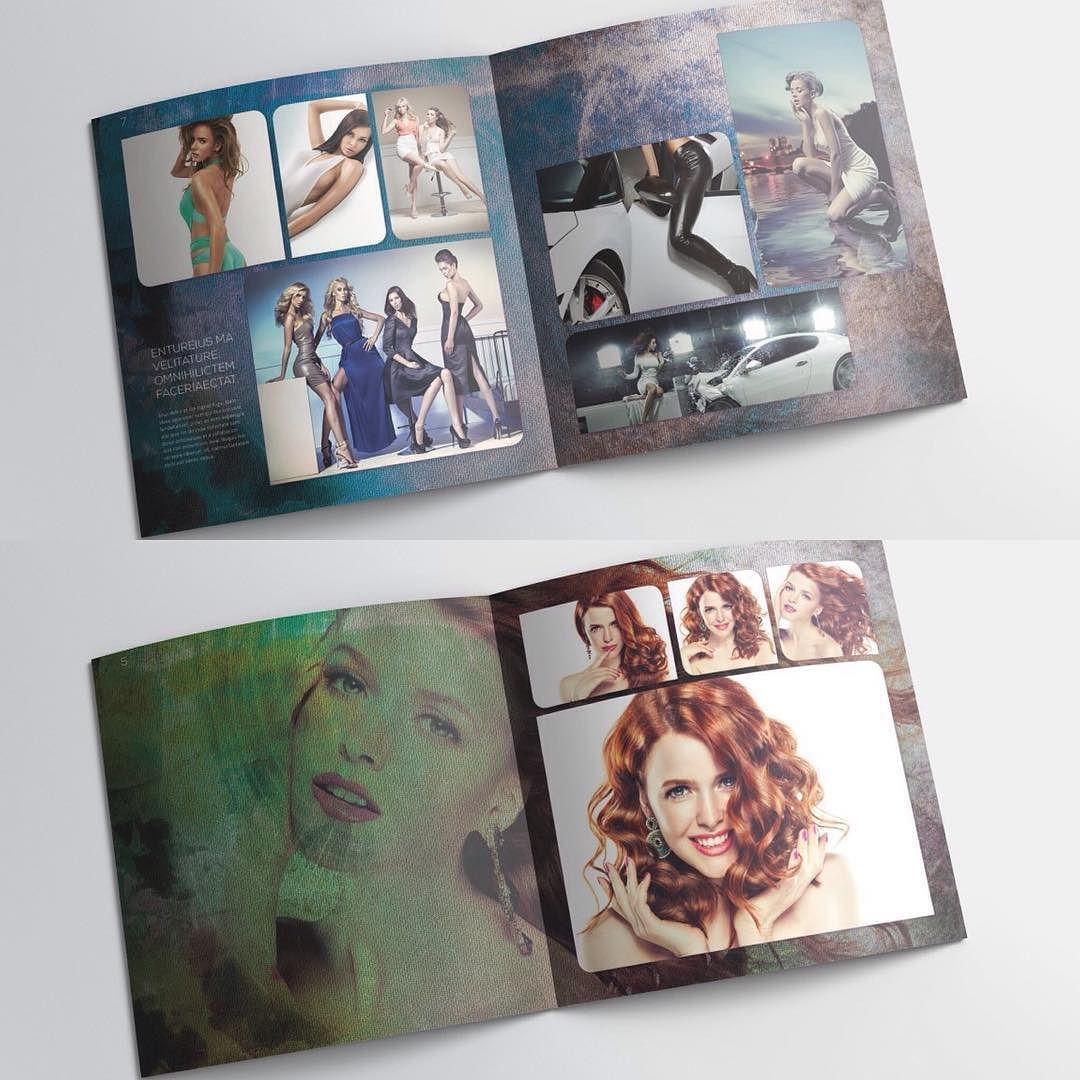 #fashion #photobook #template #indesign #graphicriver #photo #album #lookbook http://bit.ly/1MPlIvu
