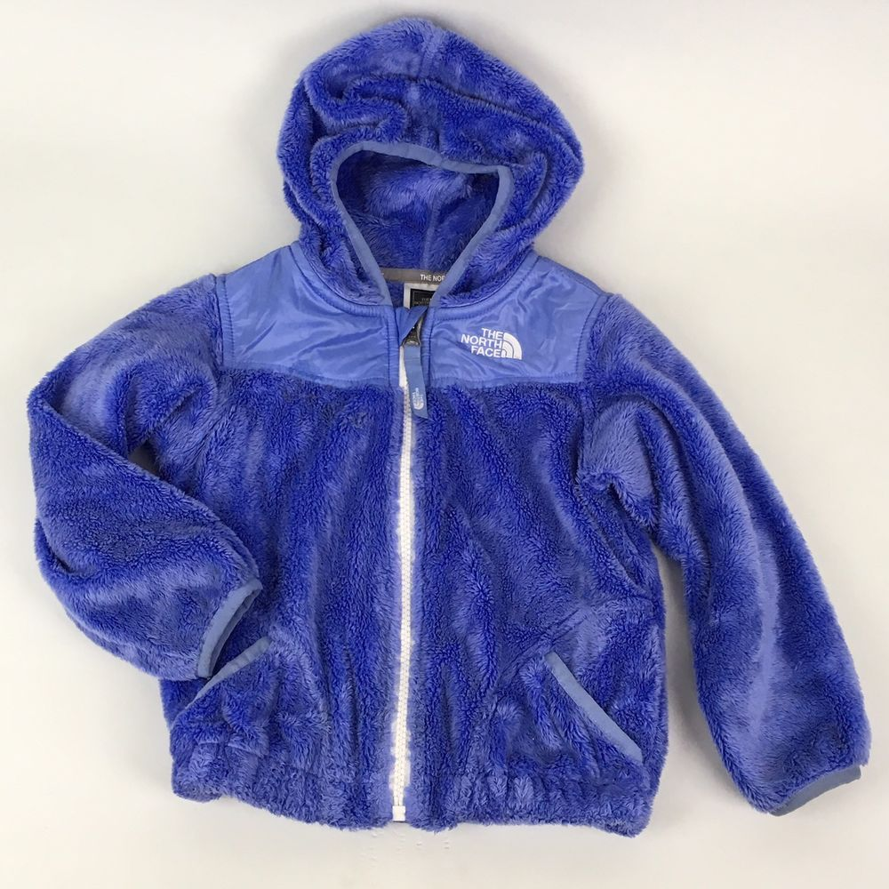 The North Face Size 3t Toddler Girls Periwinkle Blue Fleece Oso Hoodie Jacket Thenorthface Fleecejacket Dressyeverydayho Hoodies Hoodie Jacket Fleece Jacket [ 1000 x 1000 Pixel ]