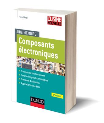 Aide Memoire Composants Electroniques Pdf Cours D Electromecanique Electronics Rules Technology Workbook