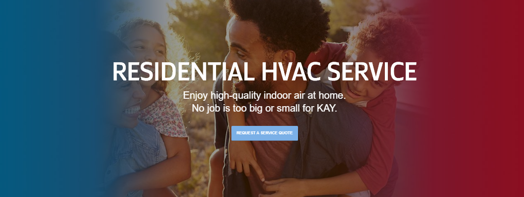 Residential Heating and AC Services. Greensboro Hvac