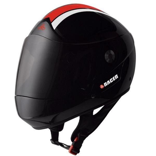 Triple Eight Racer Helmet Black Capacete Capacetes