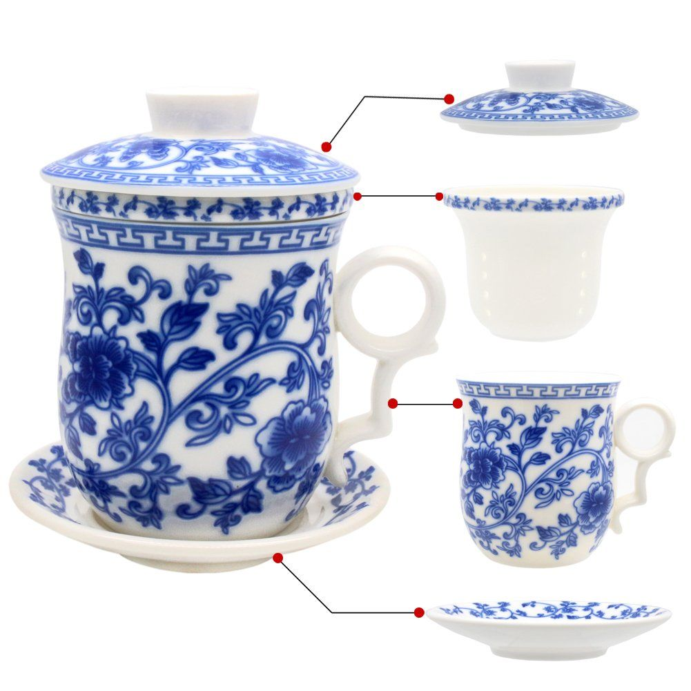 11+ Tea cup with strainer and lid trends