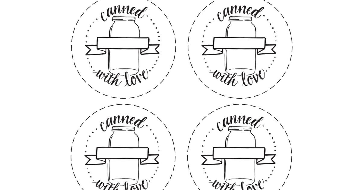 Printable Regular Mouth Canning Jar Labels.pdf - Google Drive