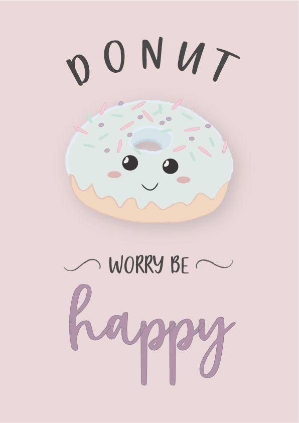 7$ Sweet and Cute Kawaii Cake Clipart Illustration Set ...