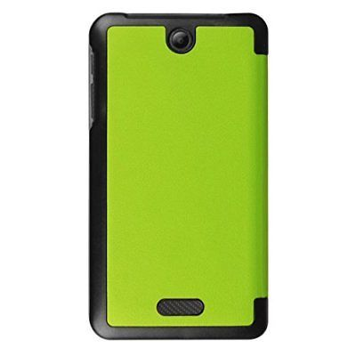 Acer Iconia One 7 B1-770 flip case-green NEW