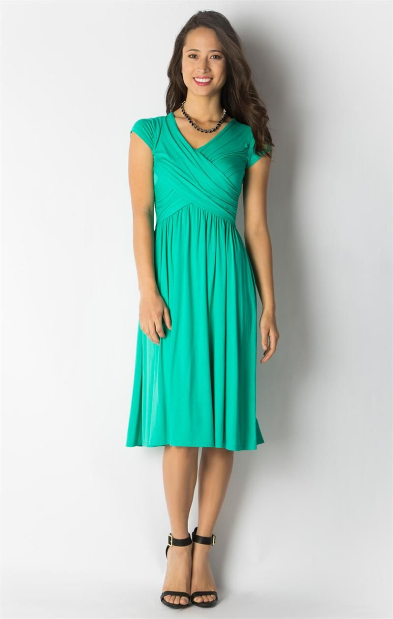 Cross Your Heart Dress - For my sister-in-laws wedding? | Ladylike ...
