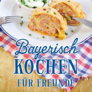 Bayerisch Kochen Lebensmittel Essen Essen Essen Und Trinken