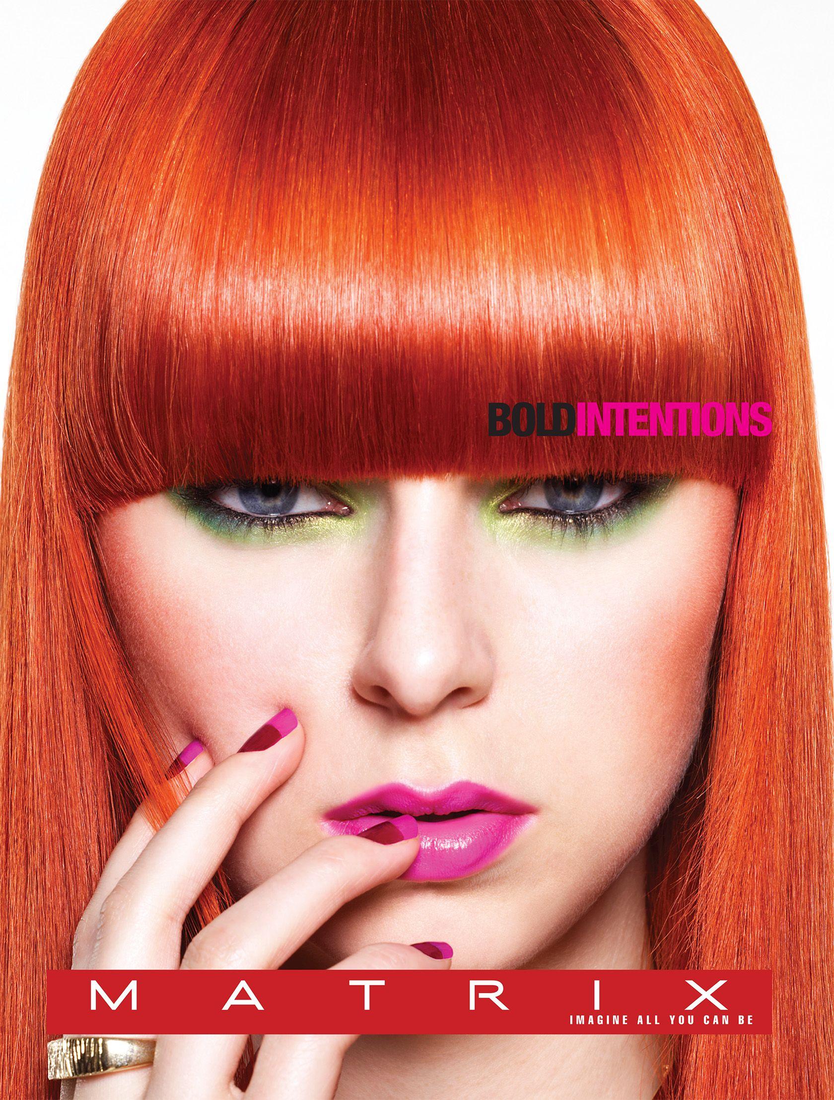 Matrix hair brush 4 - Ad Campaign For Matrix Haircare By L Oreal