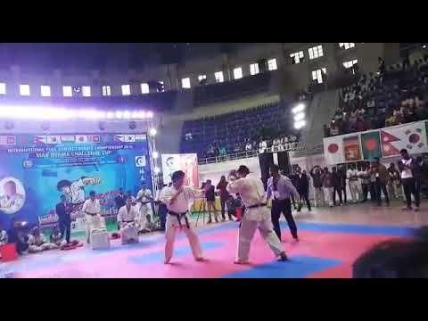 So-Kyokushin Knockdown Fight   Kyokushin Karate   knockout
